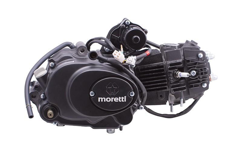 Silnik 125cc Fighter Sprint 4t Moretti Motorowery